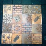 Ubin/Copper Tile